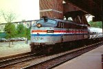 AMTK 485 on Train #80.